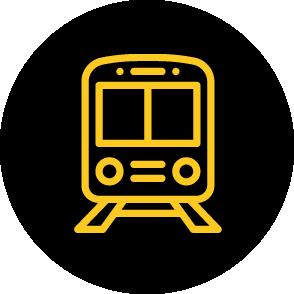 Oak Park Metra <br>+ CTA Green Line